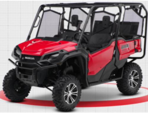 Recreational Off-Highway Vehicles Recalled by American Honda Due to Crash and Injury Hazards (Recall Alert)